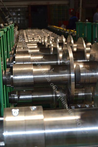 профилегибочное оборудование для производства кабельных лотков